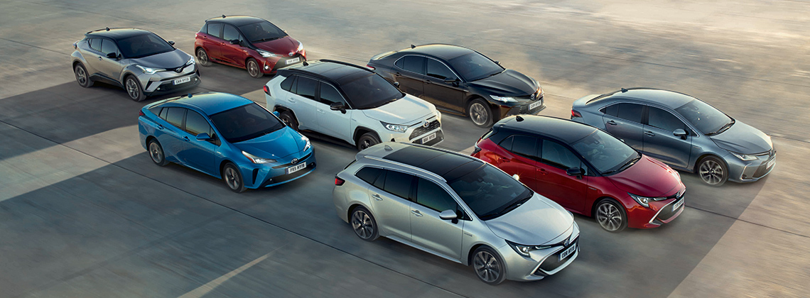 Toyota to Introduce Auto Engine Shutoff and Automatic Parking from 2020 5
