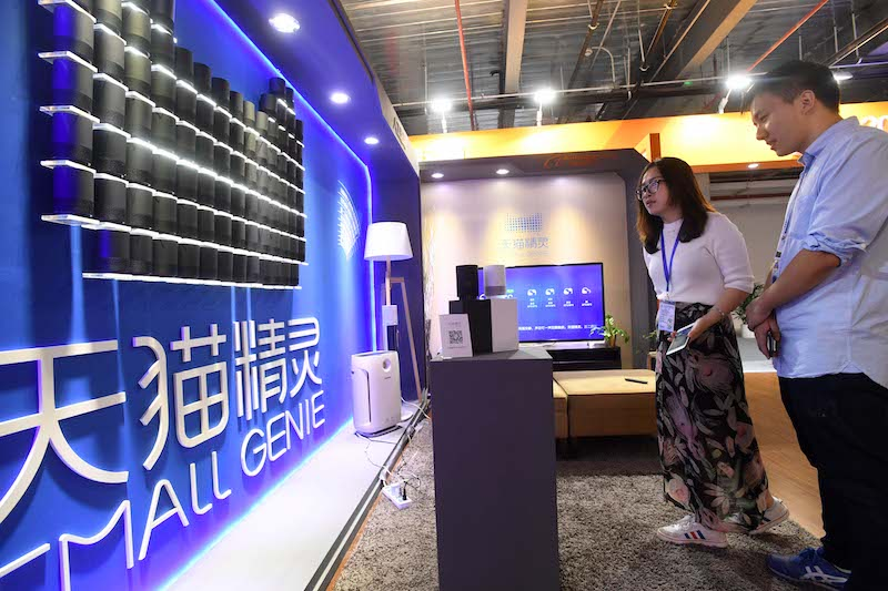 Alibaba's Smart Speaker to Feature in Audi, Renault and Honda 2
