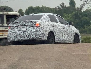 7th Gen Honda City to Debut Next Month 8