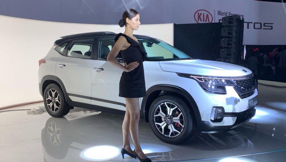 Kia Debuts 2020 Seltos as New Global Compact SUV 6