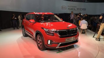 Kia Debuts 2020 Seltos as New Global Compact SUV 9