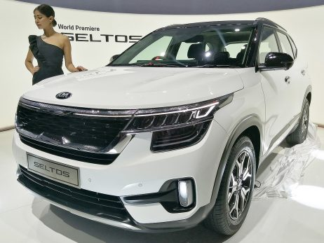 Kia Debuts 2020 Seltos as New Global Compact SUV 5