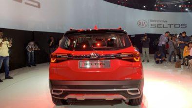 Kia Debuts 2020 Seltos as New Global Compact SUV 9