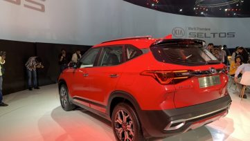 Kia Debuts 2020 Seltos as New Global Compact SUV 10