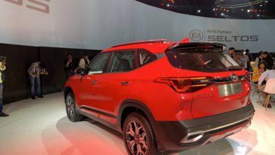 Kia Debuts 2020 Seltos as New Global Compact SUV 8
