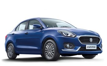 Suzuki Dzire Upgraded in India Priced from INR 5.8 lac 24