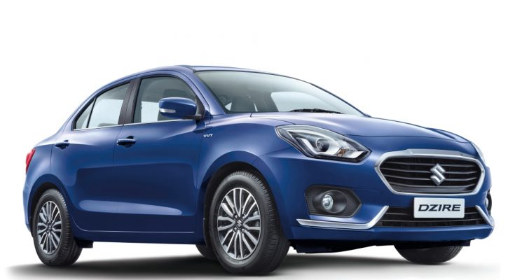 Suzuki Dzire Upgraded in India Priced from INR 5.8 lac 1