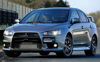 Mitsubishi Lancer Evo Reborn 3