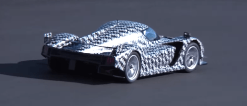 Toyota's New Hypercar is Getting Closer to Production 2