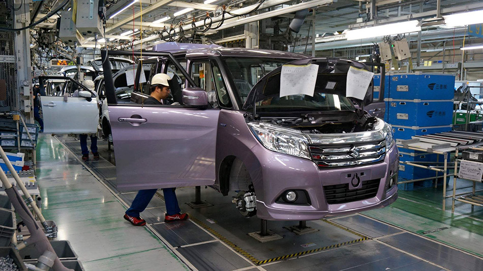 Japan's Transport Ministry Seeks Fine for Suzuki Over Inspection Scandal 7