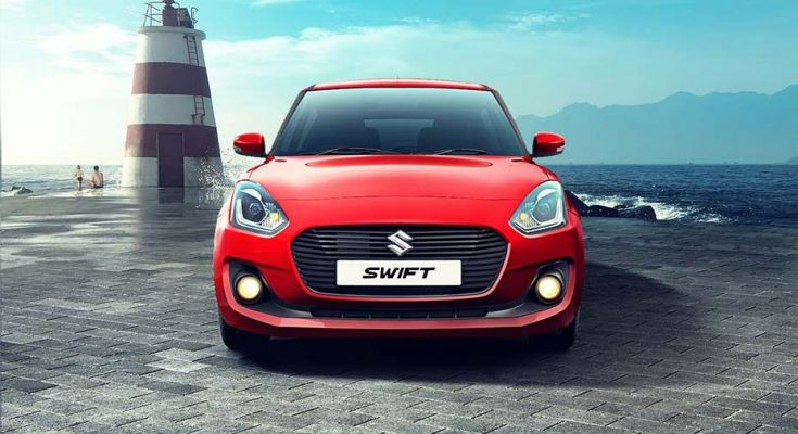 Suzuki Swift Upgraded in India Priced from INR 5.14 lac 2