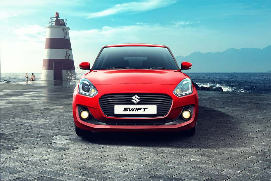 Suzuki Swift Upgraded in India Priced from INR 5.14 lac 6
