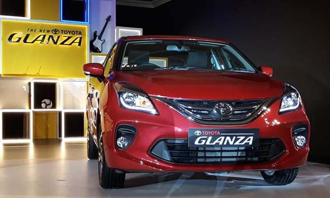 Toyota Glanza Launched in India Priced from INR 7.22 Lac 1