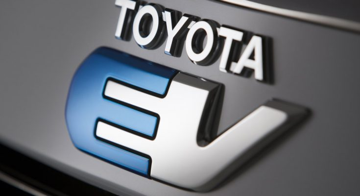 Toyota Speeding Up Electrification Plans- Developing Dedicated EV Platform 1