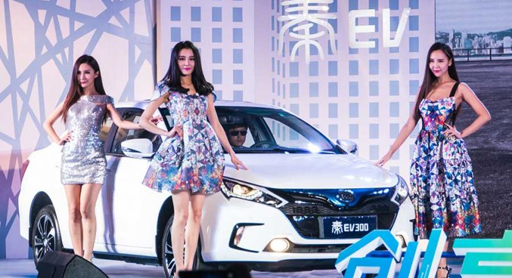 Toyota Partners with BYD to Develop Electric Vehicles in China 2
