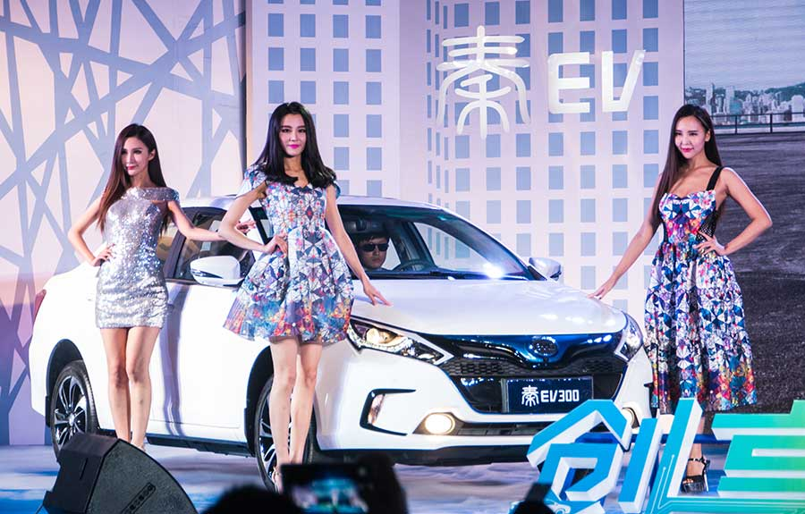 Toyota Partners with BYD to Develop Electric Vehicles in China 3
