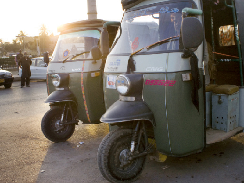 FBR Denies Imposing WHT on Rickshaws and Motorcycles 9