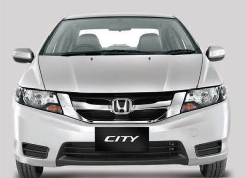 Honda City Gets Yet Another Facelift 1