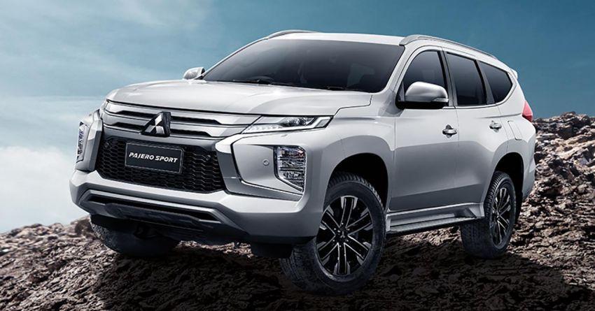 2019 Mitsubishi Pajero Sport Debuts in Thailand 11