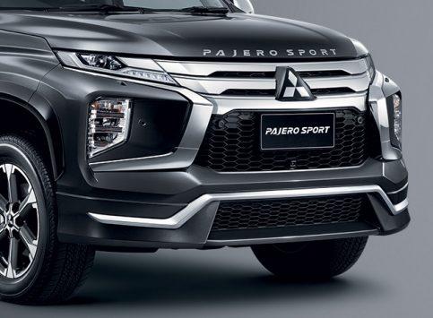 2019 Mitsubishi Pajero Sport Debuts in Thailand 8