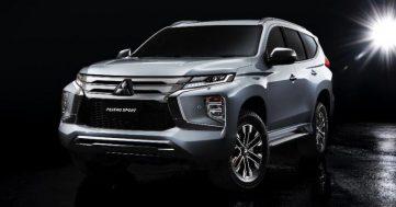 2019 Mitsubishi Pajero Sport Debuts in Thailand 3