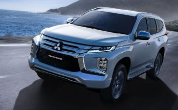 2019 Mitsubishi Pajero Sport Debuts in Thailand 10