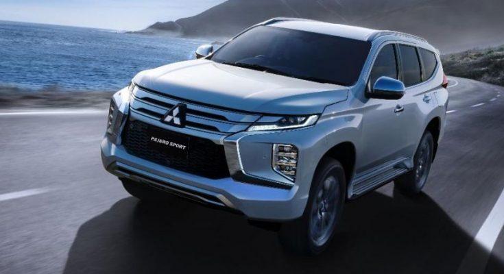 2019 Mitsubishi Pajero Sport Debuts in Thailand 1