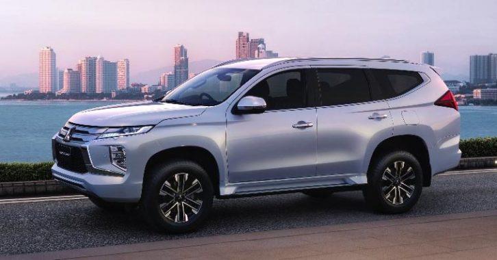 2019 Mitsubishi Pajero Sport Debuts in Thailand 6