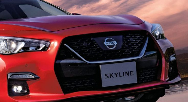 Nissan Launches 2019 Skyline Hybrid with ProPilot 2.0 1