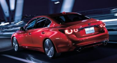 Nissan Launches 2019 Skyline Hybrid with ProPilot 2.0 9
