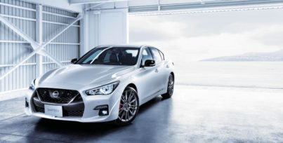 Nissan Launches 2019 Skyline Hybrid with ProPilot 2.0 7