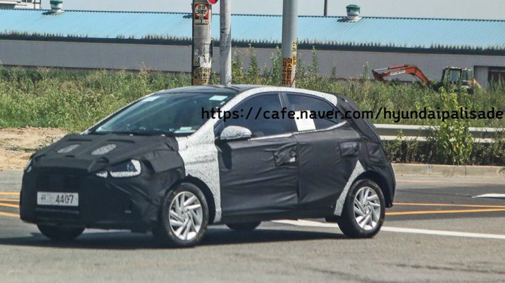 Next Generation Hyundai i10 to Launch in August 8