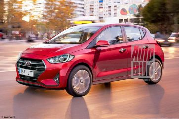 Next Generation Hyundai i10 to Launch in August 2