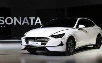 2020 Hyundai Sonata Hybrid Debuts with Solar Roof 14
