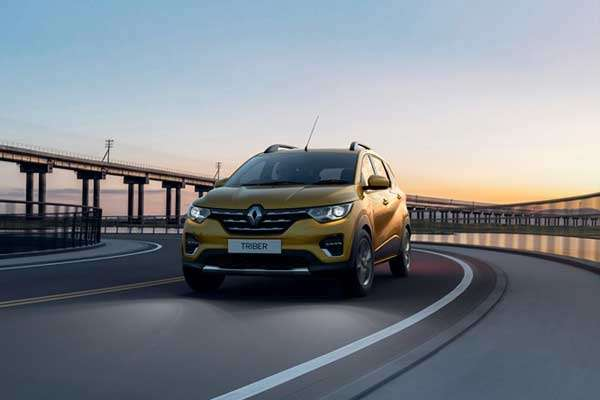 Renault Triber to be Showcased at GIIAS 2019 9