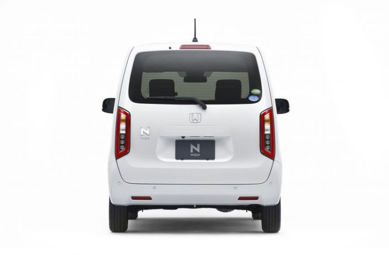 Next Generation Honda N-WGN Revealed Ahead of Debut 4