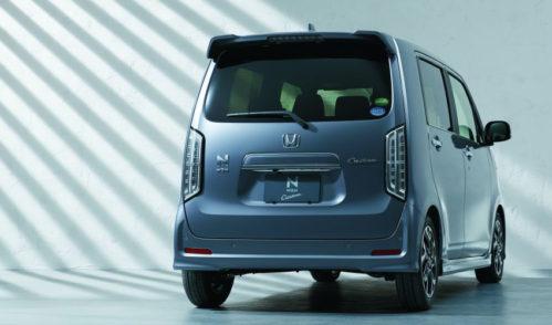 Next Generation Honda N-WGN Revealed Ahead of Debut 9