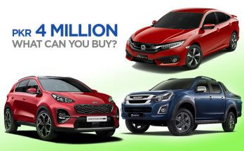 PKR 4 Million Price Range Offers Diverse Options 12
