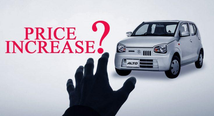 Pak Suzuki to Increase Alto 660cc Price 1