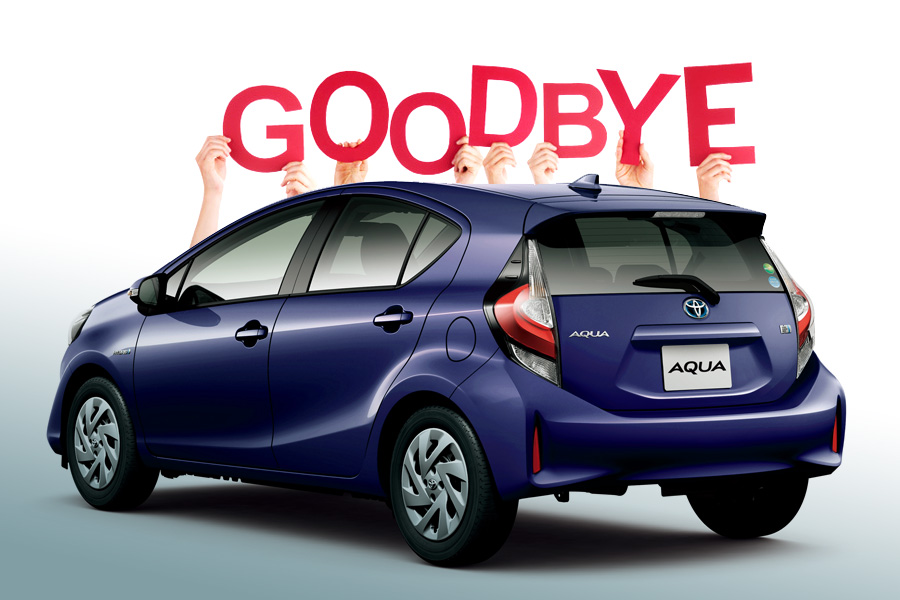 Toyota to Discontinue Prius C in Favor of Corolla Hybrid 2