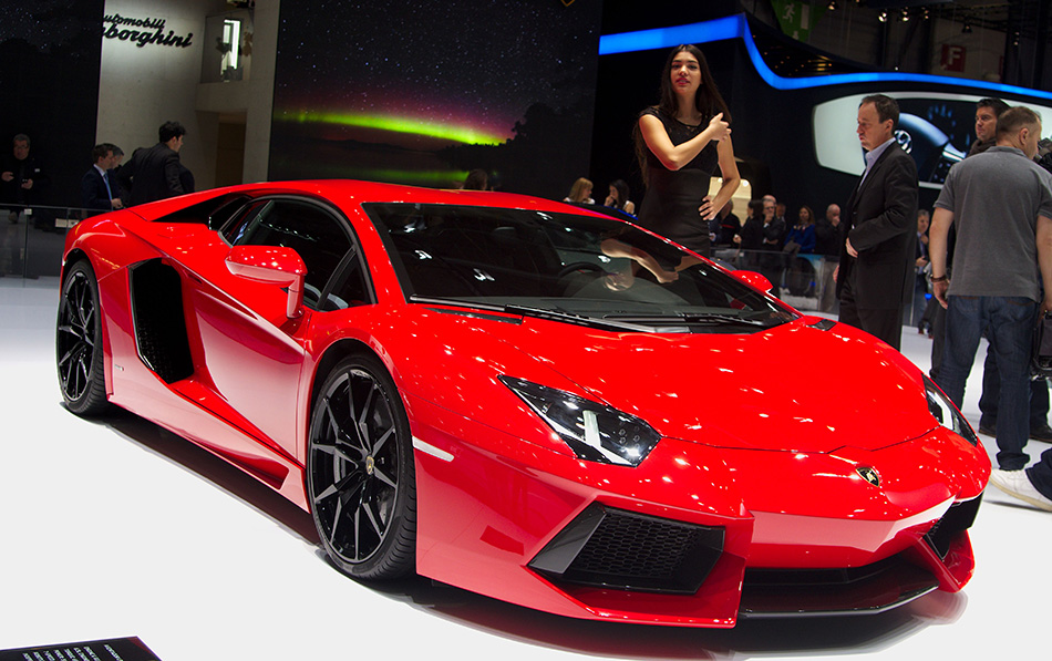 Lamborghini Aventador Successor may Debut at Frankfurt 2