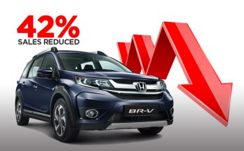 Honda BR-V Losing Big in Terms of Sales 7
