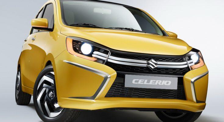 Next Gen Suzuki Celerio to be Launched in 2021 1