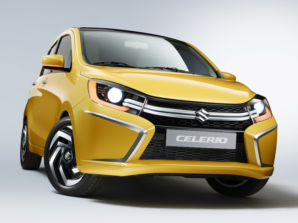 Next Gen Suzuki Celerio to be Launched in 2021 2