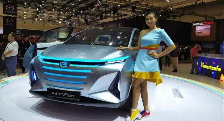 Daihatsu HY Fun Concept at GIIAS 2019 1