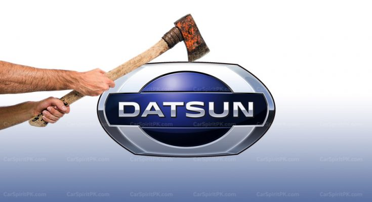 Is Datsun Brand Doomed to be Axed? 1
