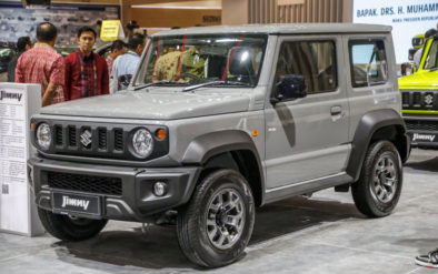 Suzuki Launched New Jimny in Indonesia at GIIAS 2019 7