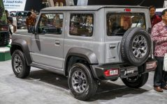 Suzuki Launched New Jimny in Indonesia at GIIAS 2019 10