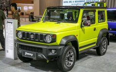 Suzuki Launched New Jimny in Indonesia at GIIAS 2019 6