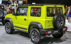 Suzuki Launched New Jimny in Indonesia at GIIAS 2019 8